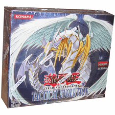 YuGiOh Tactical Evolution Booster Box