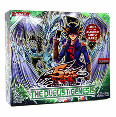 YuGiOh The Duelist Genesis Booster Box