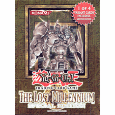 YuGiOh The Lost Millennium Special Edition Pack