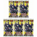 YuGiOh The New Challengers Booster Packs - Lot of 5