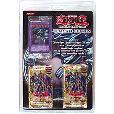 YuGiOh Ultimate Edition Set with Blue-Eyes Ultimate Dragon
