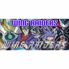 YuGiOh Wing Raiders Single Cards
