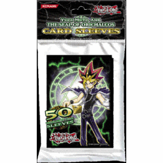 YuGiOh Yugi Muto & The Seal Of Orichalcos Deck Protector Card Sleeves