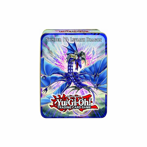 YuGiOh Zexal 2011 Wave 1 Holiday Tin - Number 17: Leviath Dragon