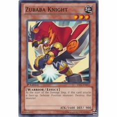 Zubaba Knight YS13-EN012 - YuGiOh V For Victory Common Card
