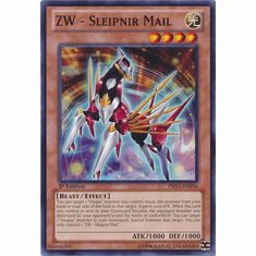 ZW - Sleipnir Mail PRIO-EN096 - YuGiOh Primal Origin Common Card