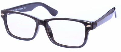 Single Vision Readers with Polycarbonate Aspheric Lenses Style # 56
