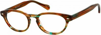 Single Vision Readers with Polycarbonate Aspheric Lenses Style # 72