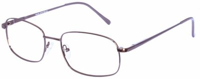Single Vision Readers with Polycarbonate Blue Blocker Lenses Style #57