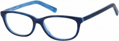 Single Vision Readers with Polycarbonate Blue Blocker Lenses Style #69