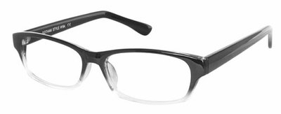Single Vision Readers with Polycarbonate Blue Blocker Lenses Style #74