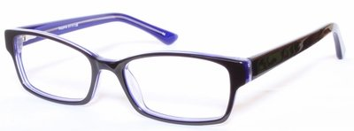 Single Vision Readers with Polycarbonate Blue Blocker Lenses Style #76