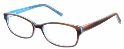 Single Vision Readers with Polycarbonate Blue Blocker Lenses Style #78