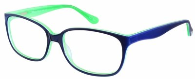 Single Vision Readers with Polycarbonate Blue Blocker Lenses Style #79