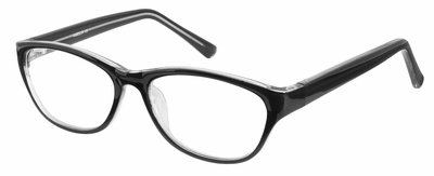 Single Vision Readers with Polycarbonate Blue Blocker Lenses Style #81
