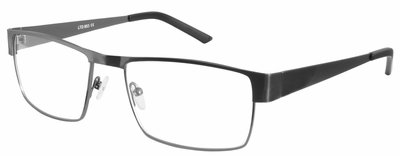Single Vision Readers with Polycarbonate Blue Blocker Lenses Style #84
