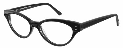 Single Vision Readers with Polycarbonate Blue Blocker Lenses Style #87