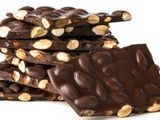 Almond Bark - Dark Chocolate