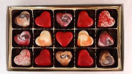 Award-winning Chocolat Moderne Hearts Gift Box (click on photo for larger image)