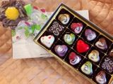 Award-winning Chocolat Moderne Gift Box (click on photo for larger image) Chocolate Daisy included!