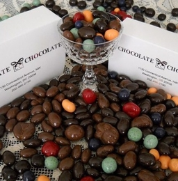 Choose Your Own Purely Natural Chocolate-Covered Nugget Assortment - Perfect for parties, at home or at the office!