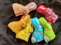 Flower Power Bunnies (click on photo for larger image)