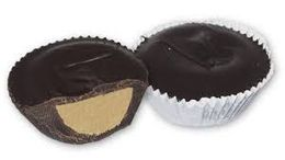 Jumbo Dark Chocolate Peanut Butter Cup - 5 cups