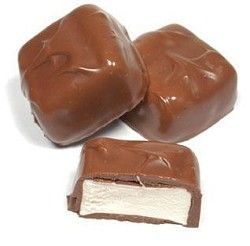 Jumbo Marshmallow Pillows - Milk Chocolate