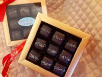 Kingsbury Fleur de Sel Caramel Gift Box - Locally Made: SOLD OUT!