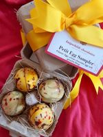 Knipschildt Nesting Chocolate Eggs (click on photo for larger image)