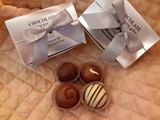 Lake Champlain 4 Piece Jumbo Truffle Gift Box - SOLD OUT!