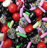 Licorice Bridge Mix - One Pound