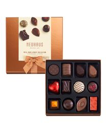 Neuhaus Discovery Box - (12 Pieces) Milk & Dark  - click on photo for larger image