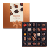 Neuhaus of Belgium Milk & Dark Ballotin (25 pieces) - Click on photo for larger image