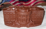 White House - Solid Milk Chocolate