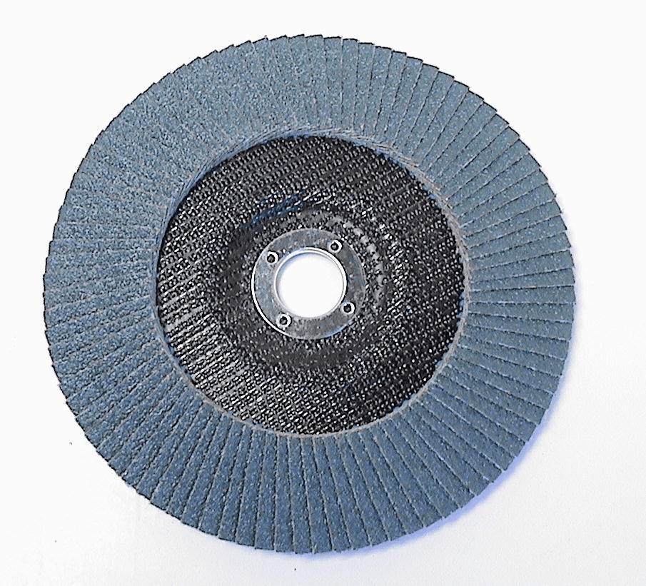 "4"" 40 Grit Flap Disc"