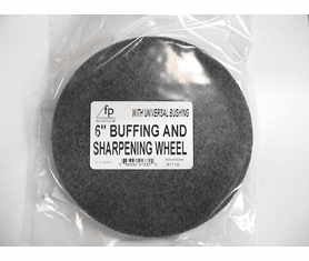 "6"" Buff/Sharpening Wheel"