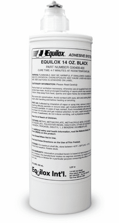 Equilox 14oz Tube Black
