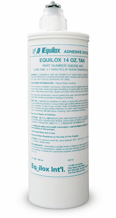 Equilox 14oz Tube Tan