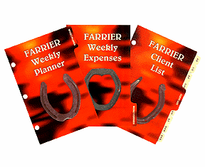 Farrier Forms Organizer