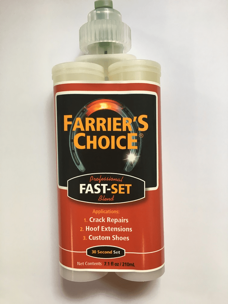 Farrier's Choice Fast Set