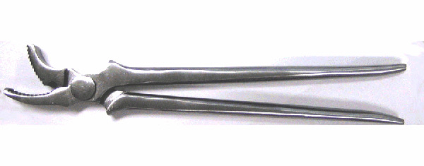 GE Curved Jaw LN Clincher