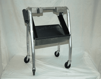 NC Tall Aluminum Shoeing Box