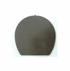 No-Vibe Brown Flat Pad Large