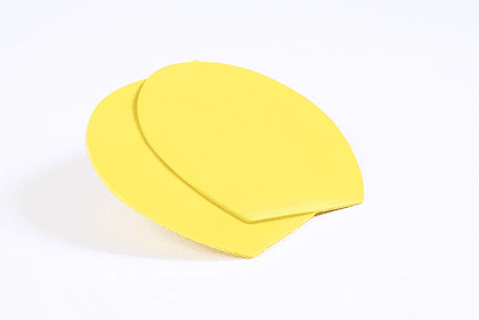 No Vibe Pad Yellow Wedge