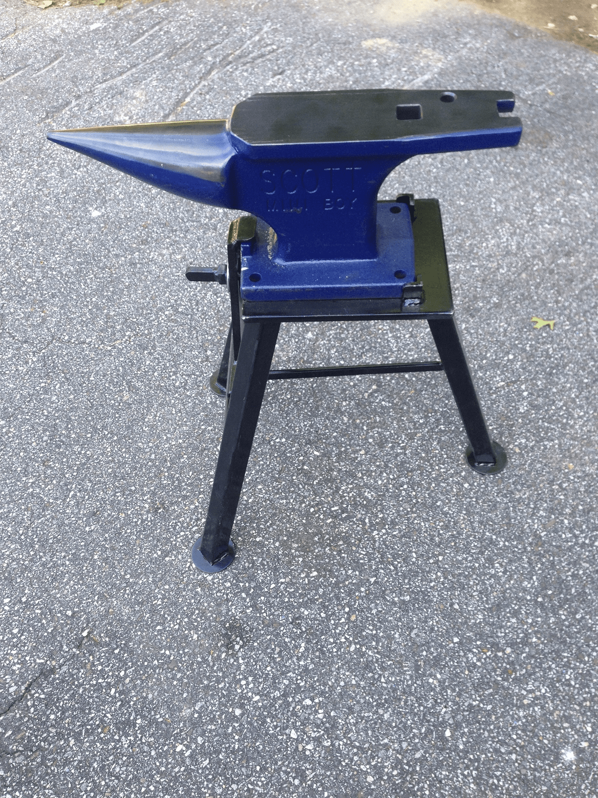 Scott Mini Boy Anvil (75lbs)