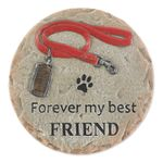 Forever My Best Friend - Pet Memorial Stepping Stone