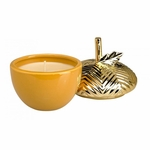 Gilded Acorn Maple Butter Scented Candle