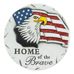 Home of the Brave Stepping Stone