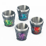 Mythical Dragons Shot Glasses